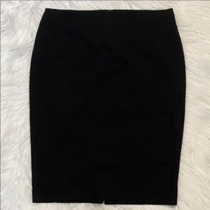 Apt. 9 Torie Pencil Skirt Black Size 10